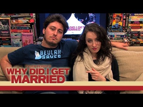 Drunk Movie Reviews - Tyler Perry's Why Did I Get Married?