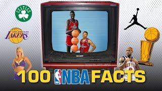 100 Random Things About NBA That May Surprise You