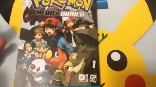 Pokémon Party!   Gadget , Premi e News sul Manga