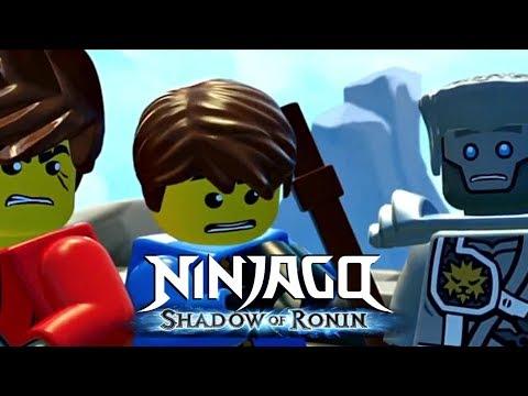 Лего Ниндзяго на русском языке 14 серия Детский летсплей смотреть лего ниндзяго мультик