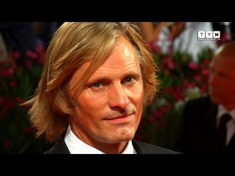 Festival di Venezia 71 - Il red carpet di Viggo Mortensen e Adam Driver
