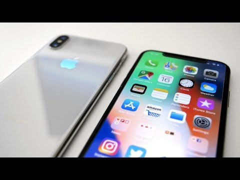 iPhone X Review - The Positives and Negatives - 4K60P