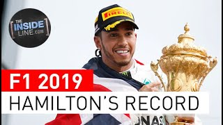 LEWIS HAMILTON: RECORD HUNTER