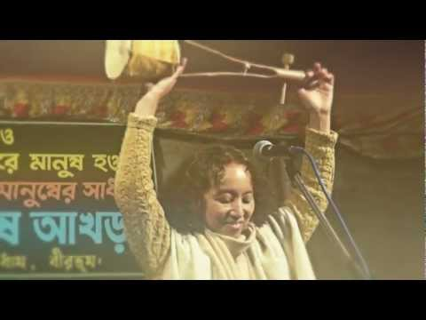 Baul Song, Maki Kazumi At Joydev Mela, Lalon Fakir, বাউল Indian Music video