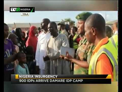 NEMA RECEIVES IDPs DEPORTED FROM CAMEROON