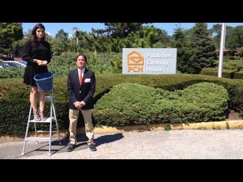 Prize Patrol takes the ALS Ice Bucket Challenge
