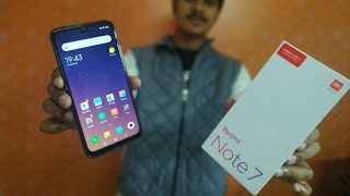Redmi Note 7 Unboxing & Review Indian Retail🇮🇳 Best Budget Phone