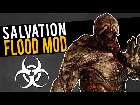 Halo 4: Salvation - Huge Flood Mod
