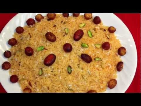 Jorda/ Zarda Recipe -EID Special  In Bangla