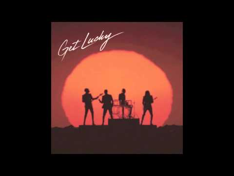 Daft Punk - Get Lucky (Radio Edit) [feat. Pharrell Williams] (Official)
