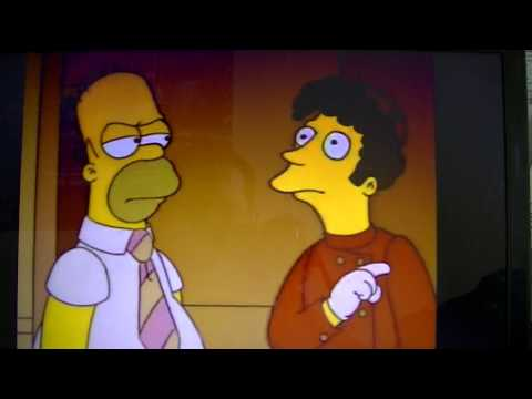 The Simpsons - Sex Mad Bellhop