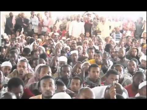 Ethiopian Muslims - (Part II) of Ethiopian Muslims Denouncing