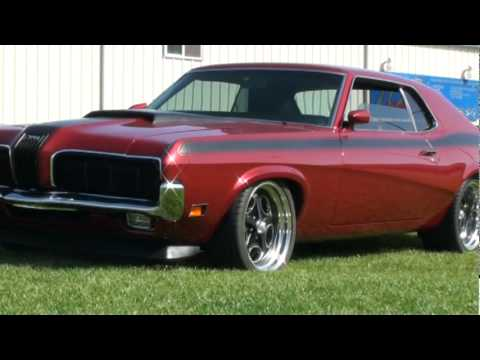 Kreations autobody 1970 pro touring cougar youtube