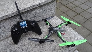 Revell Rayvore Quadrocopter Drohne Review (Deutsch)