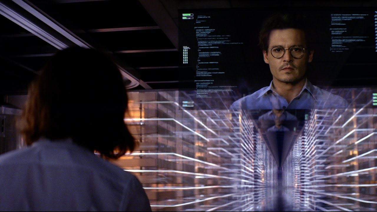 Transcendence - Official Trailer 2 [HD] - YouTube