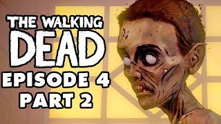 The Walking Dead Game - Episode 4, Part 2 - A Boy and His Dog (Gameplay Walkthrough)