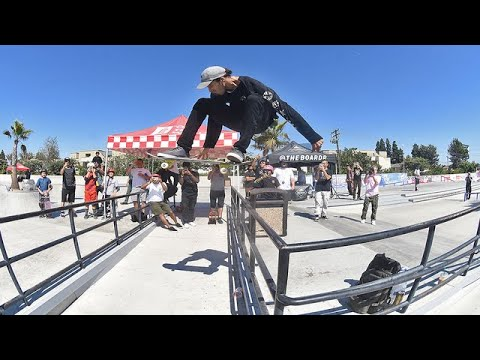 The Boardr Am - Huntington Beach Recap