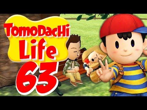 TOMODACHI LIFE # 63 ★ Mein Mii ist ein Vollpfosten! [HD]