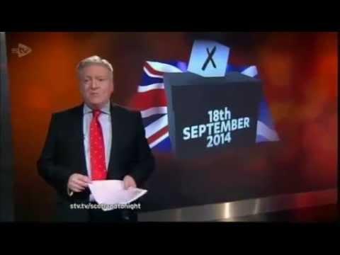 Scotland Tonight 19:03:15 Ponsonby & Salmond