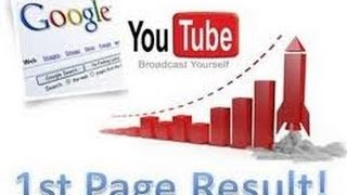 How to rank your youtube videos at the top  search result | 2015