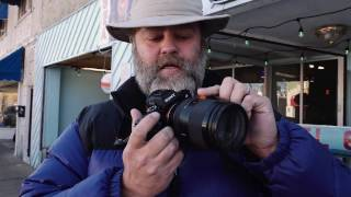 Sony FE 24-240 Sharpness Review