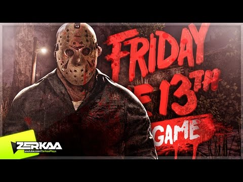 NEW SCARIEST GAME! (Friday the 13th: The Game)