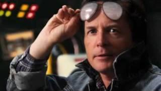 Thumb Michael J. Fox vuelve como Marty McFly en el teaser de Volver al Futuro para el Scream Awards 2010
