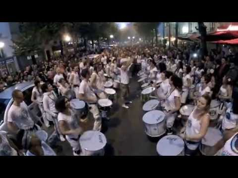 Badauê batucada samba-reggae Fête de la Musique 2013