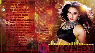 NEW HINDI REMIX MASHUP SONGS 2019 - Best Bollywood Nonstop Remix Mashup Songs 2019-Hindi Remix