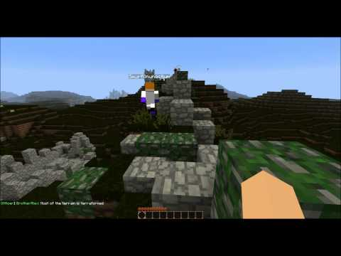 Minecraft - Outside the Blocks Episode 6: One Build to Rule Them All
