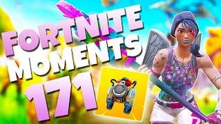 THE NEW JETPACK IS AMAZING!! (HILARIOUS FLYING BUSH TROLL) | Fortnite Daily & Funny Moments Ep. 171