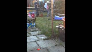 Sister in law bouncing