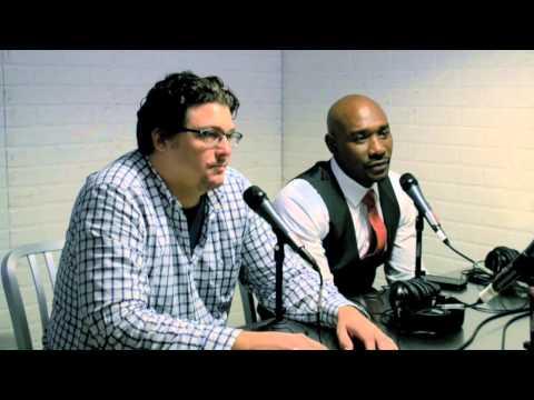 Morris Chestnut Interview - LEGENDS