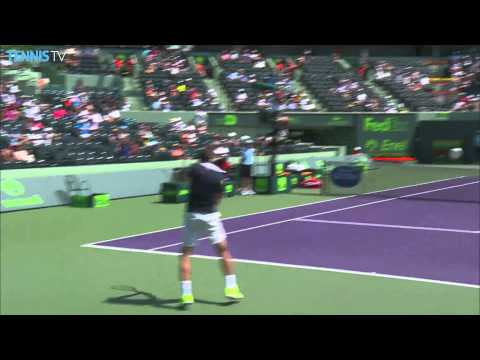2015 ATP Miami Open Monday feat. Nishikori, Dimitrov, Djokovic and more