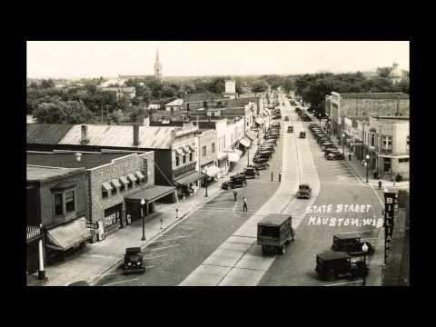 Historic Mauston, WI...In Vintage Postcards