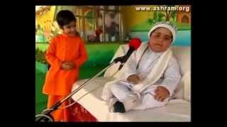 Awesome Leela of Pujya Asharam ji Bapu with Children