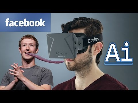 Facebook Buys Oculus Rift for $2 Billion Like a High Class Hooker