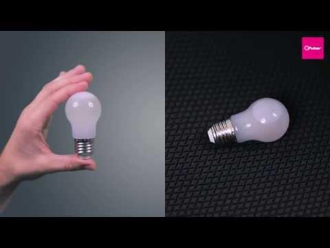Лампы светодиодные с углом рассеивания 360 градусов