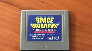 Adventures in the 3rd Dimension: Space Invaders Virtual Collection for the Virtual Boy