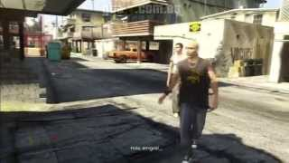 Missão - Retomada de Posse - GTA V