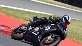 Moto Crash save - Randy Mamola style ;-)