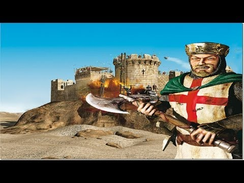 Let's Play Stronghold Crusader German - Skirmish - Super Richie
