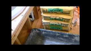 How To Install Shower Pan Part 2 ( complete step by step how to )