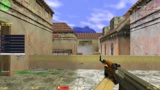 Играем в Counter Strike 1.6 вспоминаем молодость