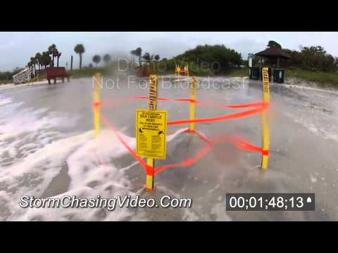 Tropical Storm Debby - 2012 Sea Turtle Nests Destroyed