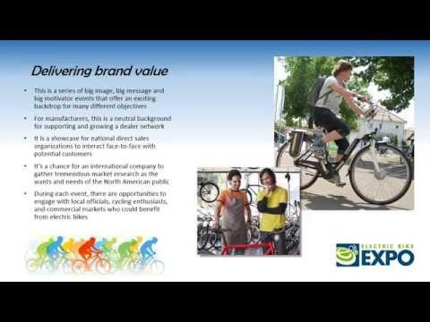 The Electric Bike Expo Presentation