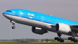 This is Amsterdam Schiphol! [1080p HD]