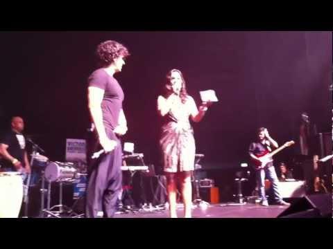 Bijuriya LIVE - Sonu Nigam at Sydney 06 April 2012