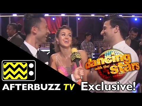 Dancing With The Stars Red Carpet Season 19 | Sadie Robertson & Mark Ballas | AfterBuzz TV