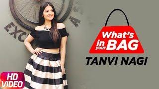 Tanvi Nagi | What's In Your Bag | Speed Records